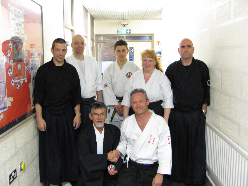Sensei Dave  Packer.